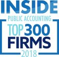 Image of Inside Public Accounting Top 300 Firms 2018 logo
