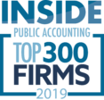 Inside Public Accounting Top 300 Firms 2019