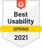 Sage Intacct software wins Best Usability Spring 2021 award from G2