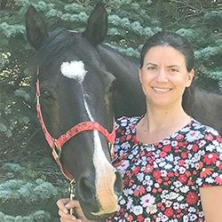 Photo of Brandi Clark-Hubbard, CPA and Beene Garter Partner