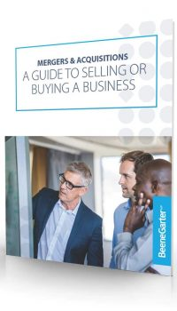 Cover image of Mergers & Acquisitions: A Guide to Selling or Buying a Business guide