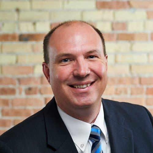Image of Eric Smith in Beene Garter office