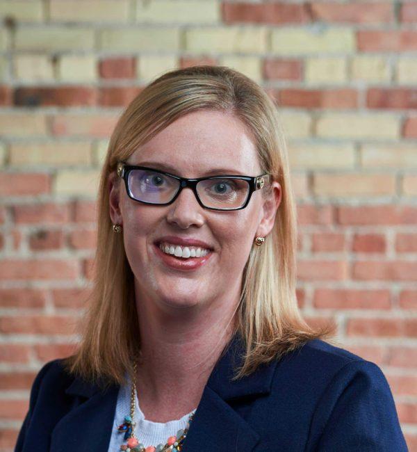 Image of Rebecca Postma in Beene Garter office