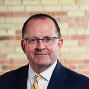Image of Thomas Rosenbach in Beene Garter office