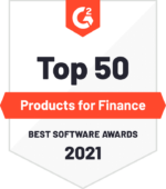 Sage Intacct software wins Top 50 Products for Finance 2021