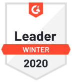 G2 Crowd Leader Winter 2020