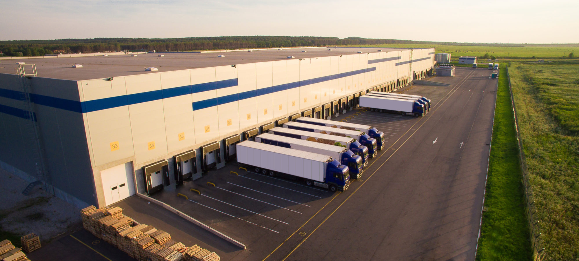 Distribution warehouse - business has gross receipts tax liability in multiple states